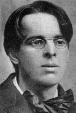 «Marchez doucement car vous marcher sur mes rêves.» (W B Yeats) dans Citations yeats1